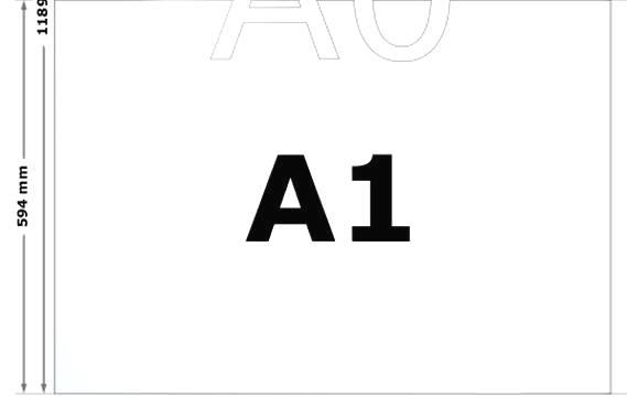 papirstørrelse a1