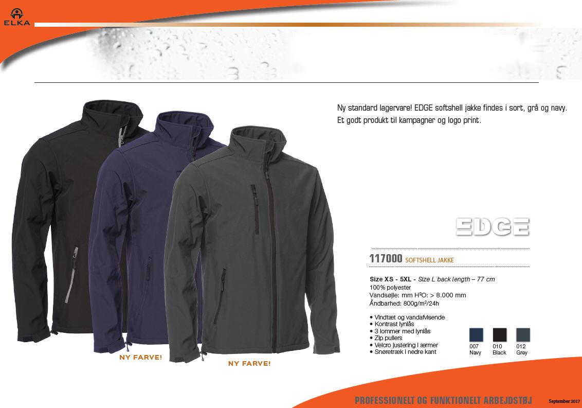 30acc355 Elka er regntøj - til job og fritid - - til industri, rengøring ...